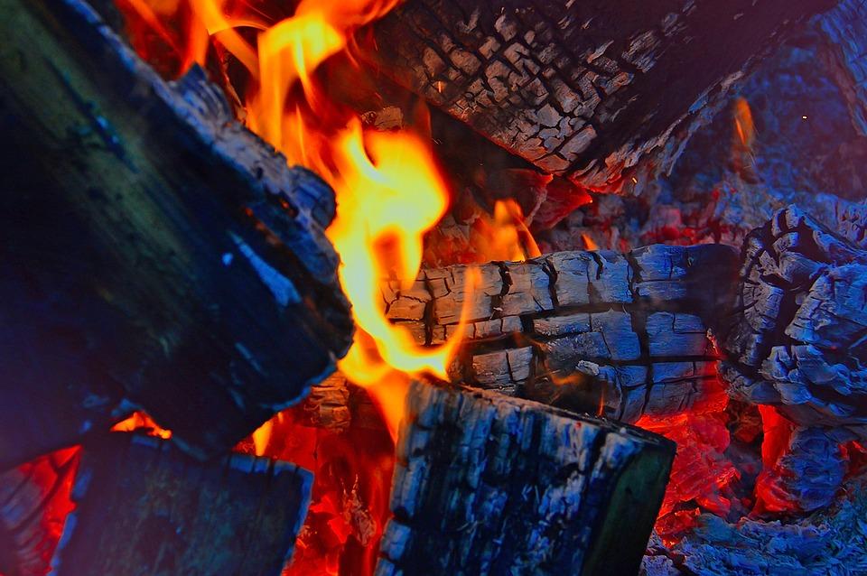combustione legna